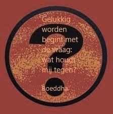ConsulentenOnline.nl citeert: gelukkig worden volgens Boeddha
